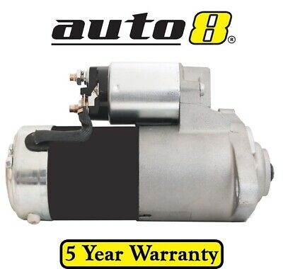 Brand New Starter Motor fits Ford Tractor 1910 1.7L N843L 01/83 - 12/86