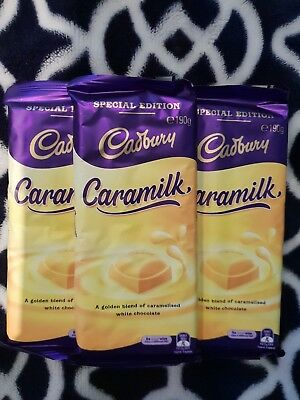 Caramilk Block Chocolate cadbury NOT RECALLED