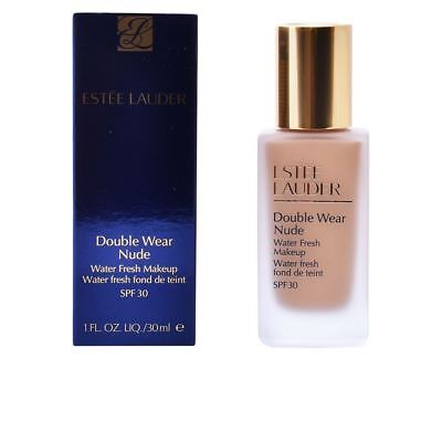 Estée Lauder Double Wear Nude Water Fresh Makeup SPF30 4N2 Spiced Sand 30ml