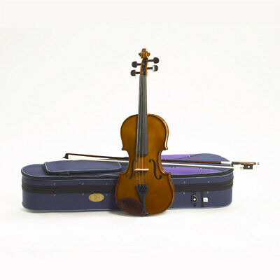 Stentor Student I 1/8 Size Violin Outfit - Antique Chestnut