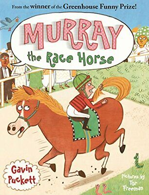 Murray the Race Horse (Fables from the Stables) by Puckett, Gavin Book The Cheap