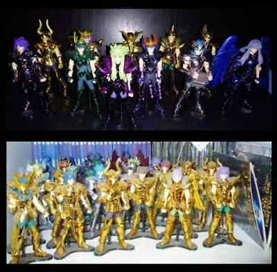 Saint Seiya Myth Cloth Up Gashapon Bandai 2006 Cavalieri Dello Zodiaco