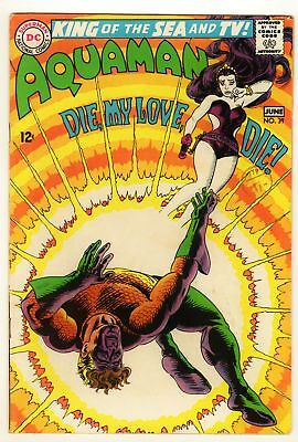 Aquaman - No 39 - 1968 - High grade!