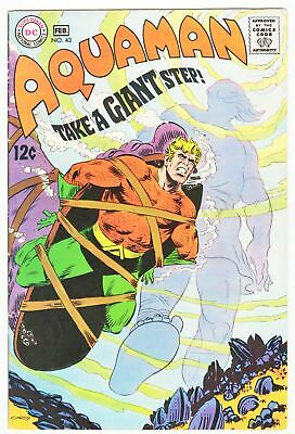 Aquaman - No 43 - 1969