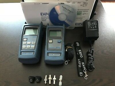 EXFO EPM-500 Power Meter with  ELS-100