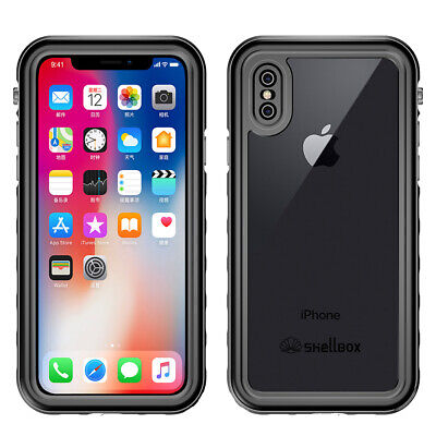 Red Pepper Waterproof Shockproof Case Full Body Cover For iPhone XS 6s 7 8 Plus