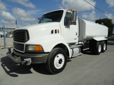 2000 Sterling AT9500 2,500 Gallons Water Truck