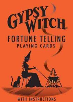 Gypsy Witch Fortune Telling Playing Cards 9780880790413 (Cards, 2014)