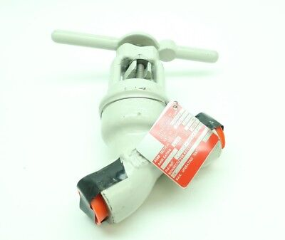 Kerotest WPSC-20608G Manual Socket Weld 600 1in Globe Valve
