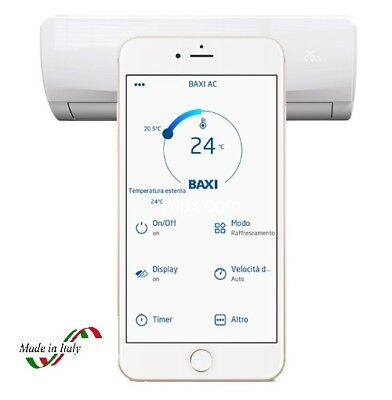 Air Connect Baxi Wifi Per Luna Clima Modulo Usb X Smartphone - Tablet - Apple