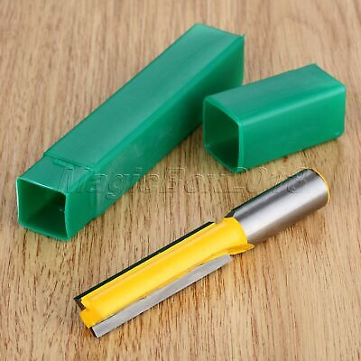 """1/2"""" Shank Router Bit Extra Long Router Tool Woodworking Trimming Milling Cutter"""
