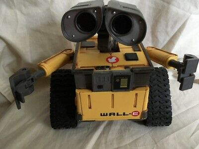 Transforming/interactive/moving Wall-E Figure Toy Disney Pixar Think Way Large