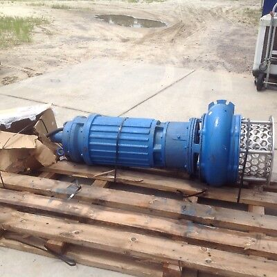 Eliminator Slurry Pump. 1100 GPM HEAD 46. 40 HP