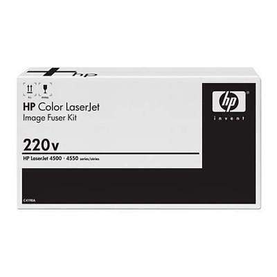 HP C4198A Color LaserJet 100000-50000 Pages Black 220-Volt AC Fuser Kit