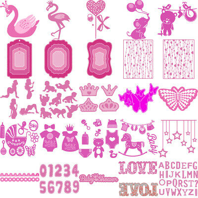 DIY Gift, Card - Metal Cutting Dies Stencil Scrapbook Paper Card Craft Embossing