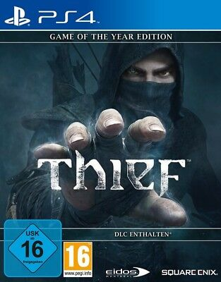PS4 / Sony Playstation 4 Spiel - Thief #Game of the Year Edition (mit OVP)
