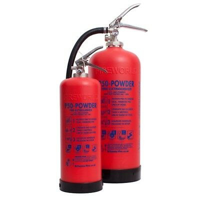 Britannia P50 Powder Fire Extinguishers