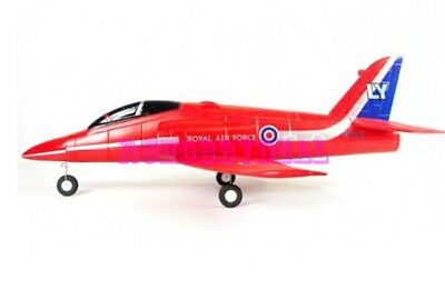 TW-750 Royal Air Force Red Arrows 780mm EPO RC Jet Airplane