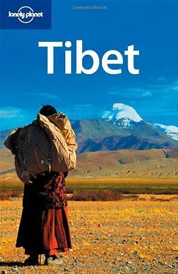 Tibet (Lonely Planet Country Guides) By Bradley Mayhew,et al.
