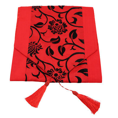 Tablecloth Flower Party Wedding Decor Raised Flower Blossom Damask Table Cover B