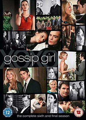 Gossip Girl - Season 6 [DVD] -  CD 0WVG The Fast Free Shipping