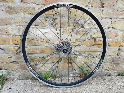 "700c Hybrid 29"" 29er MTB Bike REAR Wheel Disc/Rim Brake 7/8/9/10 Speed Freehub"