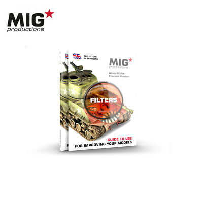 MIG Productions MP1000 - GUIDE TO USE FILTERS - Tutorial-Buch - Englische Ausg.