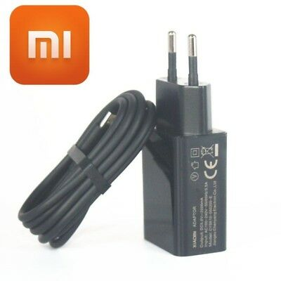 ORIGINAL 5V 2A Wall Charger + Micro-USB Cable for Xiaomi