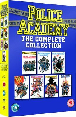 Police Academy: The Complete Collection [DVD] [2004] -  CD XGVG The Fast Free