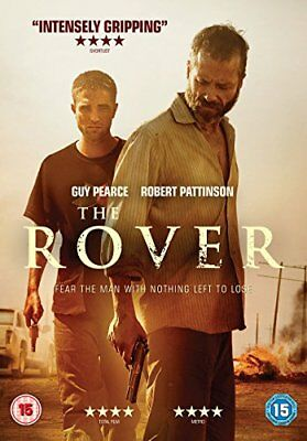 The Rover [DVD] [2014] -  CD TKVG The Fast Free Shipping