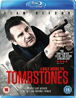 A Walk Among the Tombstones [Blu-ray] [2014] -  CD JMVG The Fast Free Shipping
