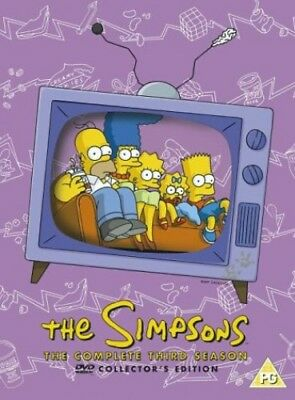 The Simpsons: Complete Season 3 [DVD] -  CD 6JVG The Fast Free Shipping