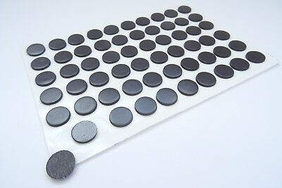 Self Adhesive Magnetic Dots - 12mm Diameter Crafts Create Fridge Magnets Photos