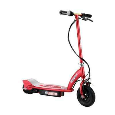 RAZOR E100 Electric 24V Motorized Scooter Adult Kids | Red (Open Box)
