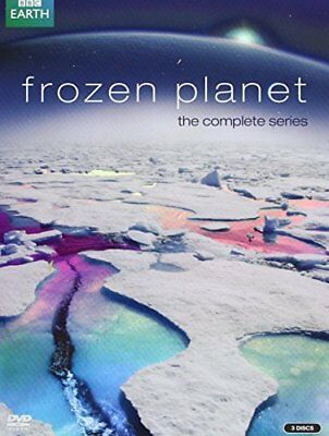 Frozen Planet - The Complete Series [DVD] -  CD YGVG The Fast Free Shipping
