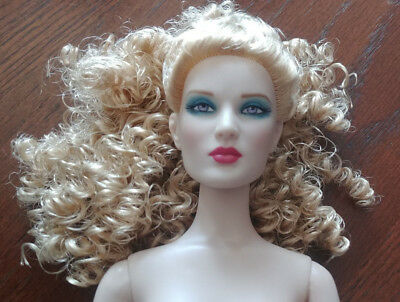 """Tonner 16"""" Nude Doll - 'winkin' - 2011 Convention - Blond Hair - Amazing Beauty"""