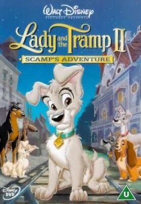 Lady And The Tramp 2 [DVD] -  CD 8DVG The Fast Free Shipping