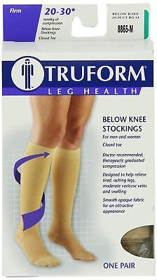791d3649570 VENOSAN BELOW-KNEE Beige Closed Toe Compression Stockings 20-30 mmHg ...