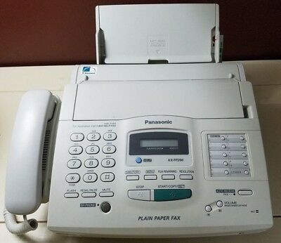 Panasonic KX-FP200 Plain Paper Fax Machine