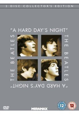 The Beatles - A Hard Day's Night [1964] [DVD] -  CD X1VG The Fast Free Shipping
