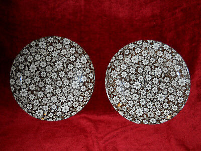 Johnson Brothers Country Cupboard set of 2 dinner plates