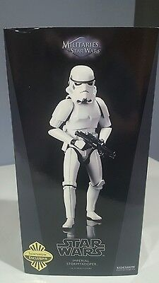 Sideshow Collectibles Star Wars 1:6 Figure Imperial Stormtrooper EXCLUSIVE 12 in
