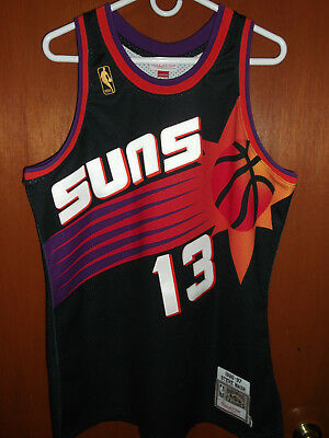separation shoes 071d3 272f6 MITCHELL AND NESS Steve Nash Phoenix Suns Jersey NWT Size 44(L)