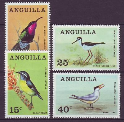 m2779/ Anguilla Compleate Bird Issue  MNH