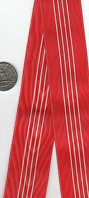 US WWII Medal of Freedom Ribbon for US Allied Service