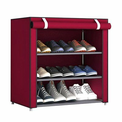 Non-Woven Fabric Shoes Rack Shoes Organizer Bedroom Dormitory Shoe Racks TOP
