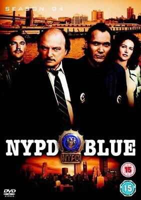 NYPD Blue - Season 4 [DVD] [1996] -  CD 98VG The Fast Free Shipping