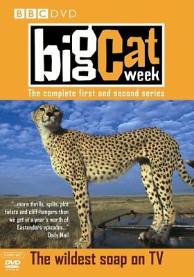 Big Cat Week: The Complete First and Second Series [DVD] (2004/2005) -  CD FGVG