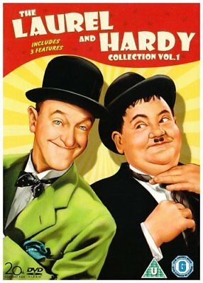 Laurel And Hardy Box Set: Volume 1 [DVD] -  CD UGVG The Fast Free Shipping