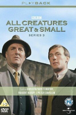 All Creatures Great & Small - Series 3 [1979] [DVD] -  CD IOVG The Fast Free